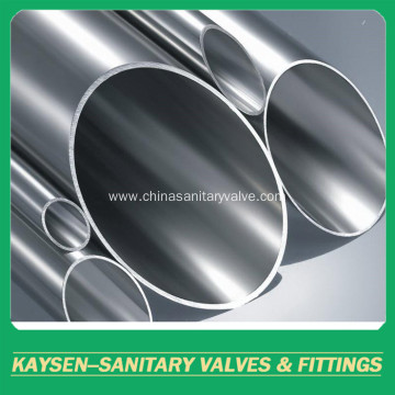 ASTM A249 Stainless Steel weld Sanitary tubes
