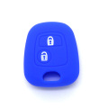 Silicone key cover for peugeot 206