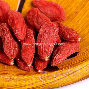 Best Certificate of Goji Berry