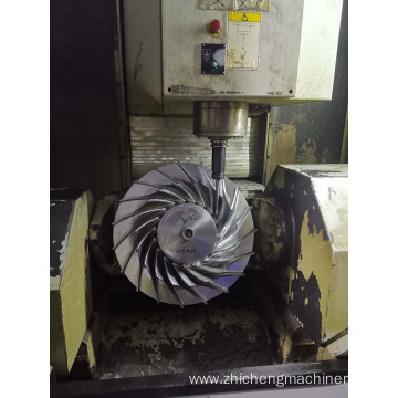 Precision Casting Stainless Steel Pump Impeller