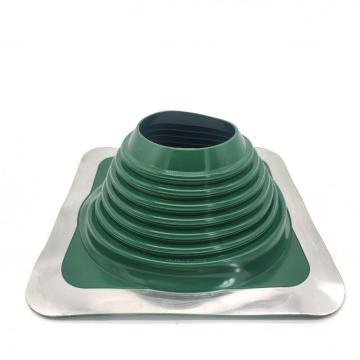 Green EPDM Silicone Pipe Flashing