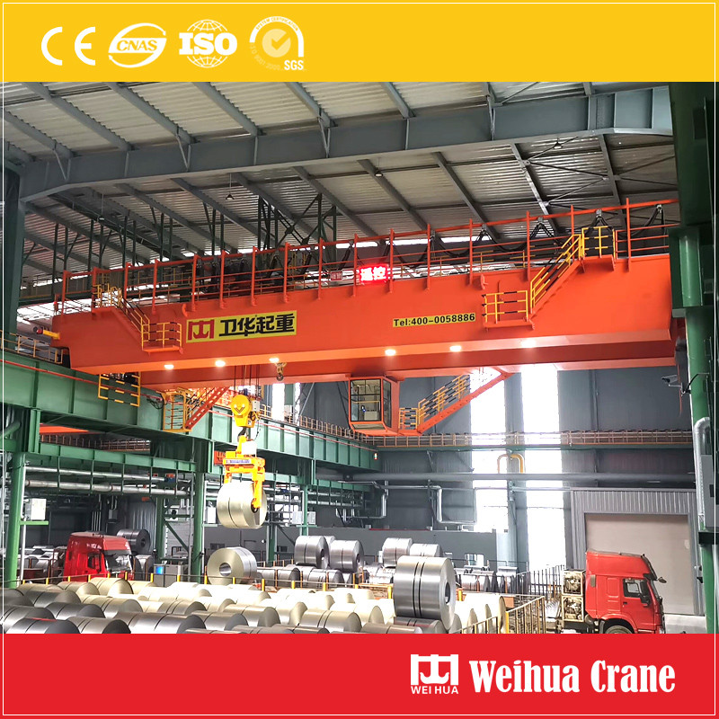 Smart Warehouse Crane