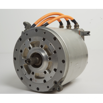 Traction Motor for  Hybrid Car