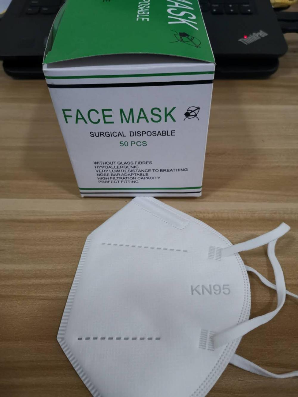 Surgical Medical KN95 Face Mask