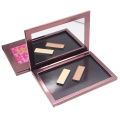 3D empty makeup eyeshadow palettes private label