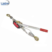 2Ton Hand Wire Rope Pullers with Double Hooks