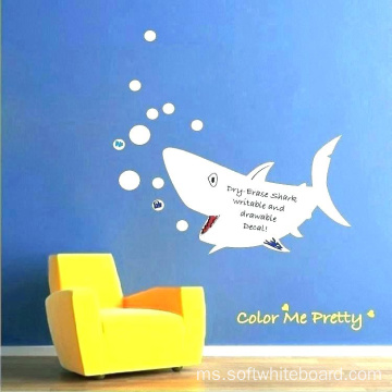 Kering Padam Papan Papan Kanak-kanak Wall Sticker Decal