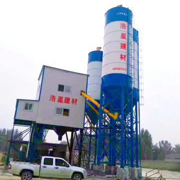 New brand performance 90m3/h concrete batching plant