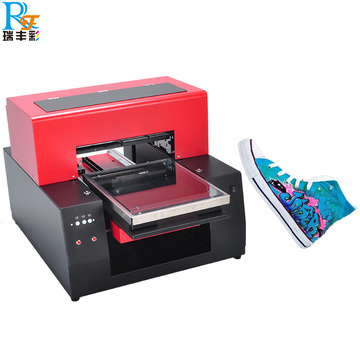 Custom Personalized Custom T Shirt Shoes Printing Machine