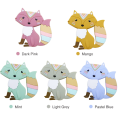 Amazon New Cute Fox Silicone Teething Toy