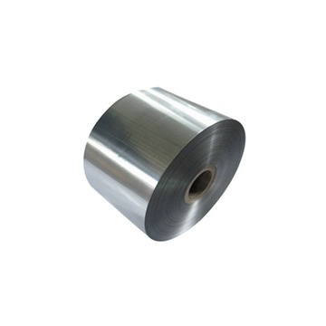 1100-H8 PET ALU PE Films Strip Aluminium Foil