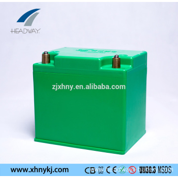 deep-cycle lithium ion battery12v-32Ah for car start battery