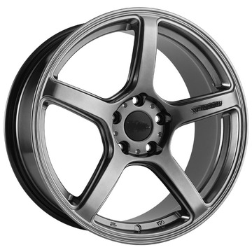 White 5spoke wheel rim Replica