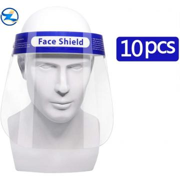 Anti-fog PET rolls sheets for face shield