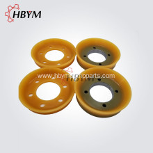 Mitsubishi Concrete Pump Spare Parts Rubber Piston