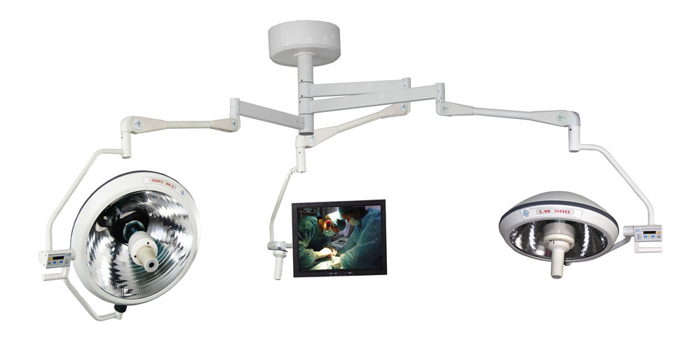 150W bulb power halogen surgical lamp