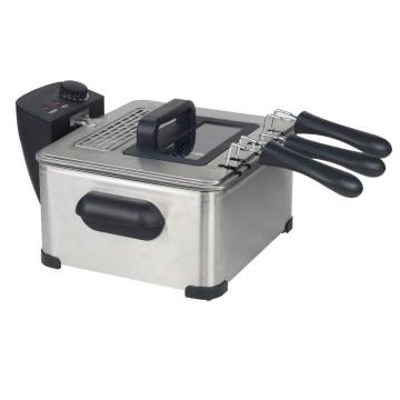 Deep Fryer Stainless steel
