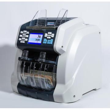 Banknote counter and sorter for SEK
