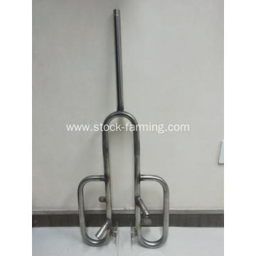 automatic stainless steel pipe for livestock swine