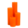 Wholesale White Pillar Candles for home decoration