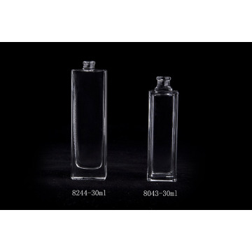 30ml Square Clear Spray Bottle For Perfume