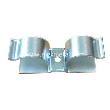 Zinc Plated Metal Heater Hose Retainer Support Bracket