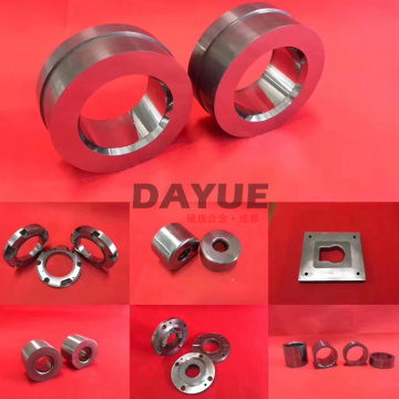 Precision Machining of Tungsten Carbide Bushings and Dies