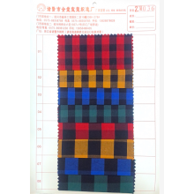 Large color Plaid Cotton