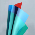 Waterproof Colorful PVC rigid films
