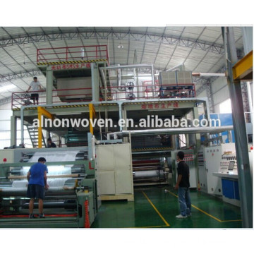 2400mm Equipment for the Production of Polypropylene Bags SSS/SMS Model