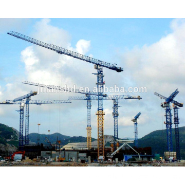 Discounts Tower Crane 6ton topless tower crane