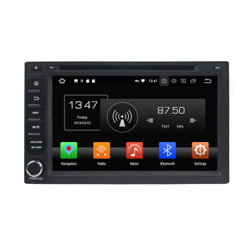 car head unit for MVM X33 Chery E3