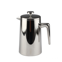 French Coffee Press - 100% Stainless Steel