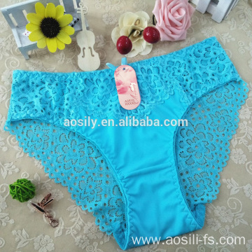 A3510 lace chinlon transparent panty underpants high quality Anfen brand underpants