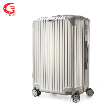 Wholesale abs hard case trolley bag luggage