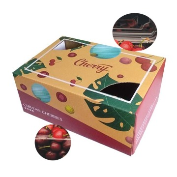The Cherry Packaging Box