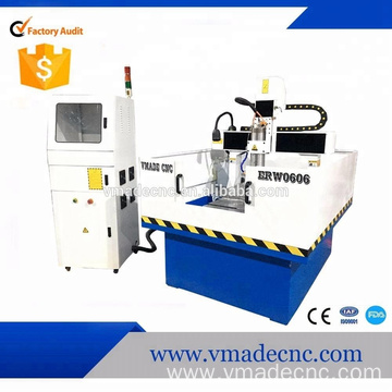CNC metal stainless steel milling machine