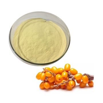 Audited Manufacturer Provide sea buckthorn powder