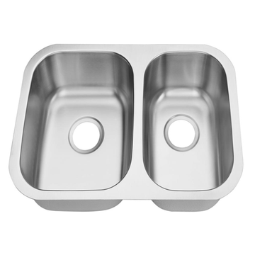 Customizable stainless steel kitchen sink