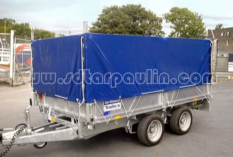 Trailer Cover Tarpaulin