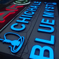 Custom LED Lighted Sign for Store Fronts