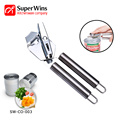 Food-Safe Stainless Steel Manual Can Opener