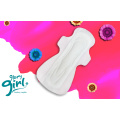 Sanitary pads made with cotton for heavy flow