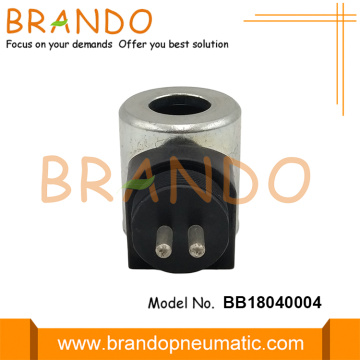 18mm Hole Kostal Connector Hydraulic Valve Solenoid Coil