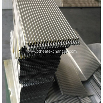 Aluminum Folded Fins/ Heatsinks