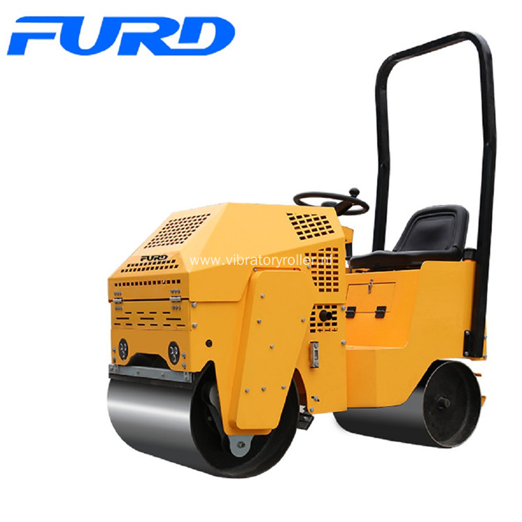 800kg Double Drums Soil Compactor Roller