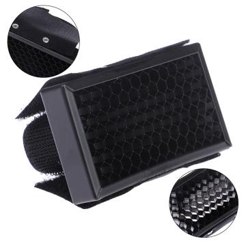 Honey Comb Grid FlashLight Flash Diffuser Softbox Bouncer for Speedlight