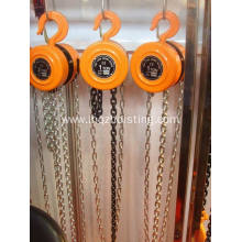 High quality HSZ types  chain pulley