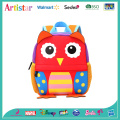 Owl animal modelling backpack