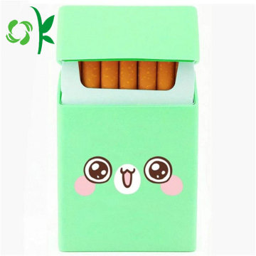 Promotion Customized Silicone Cigarette Case In Bulk